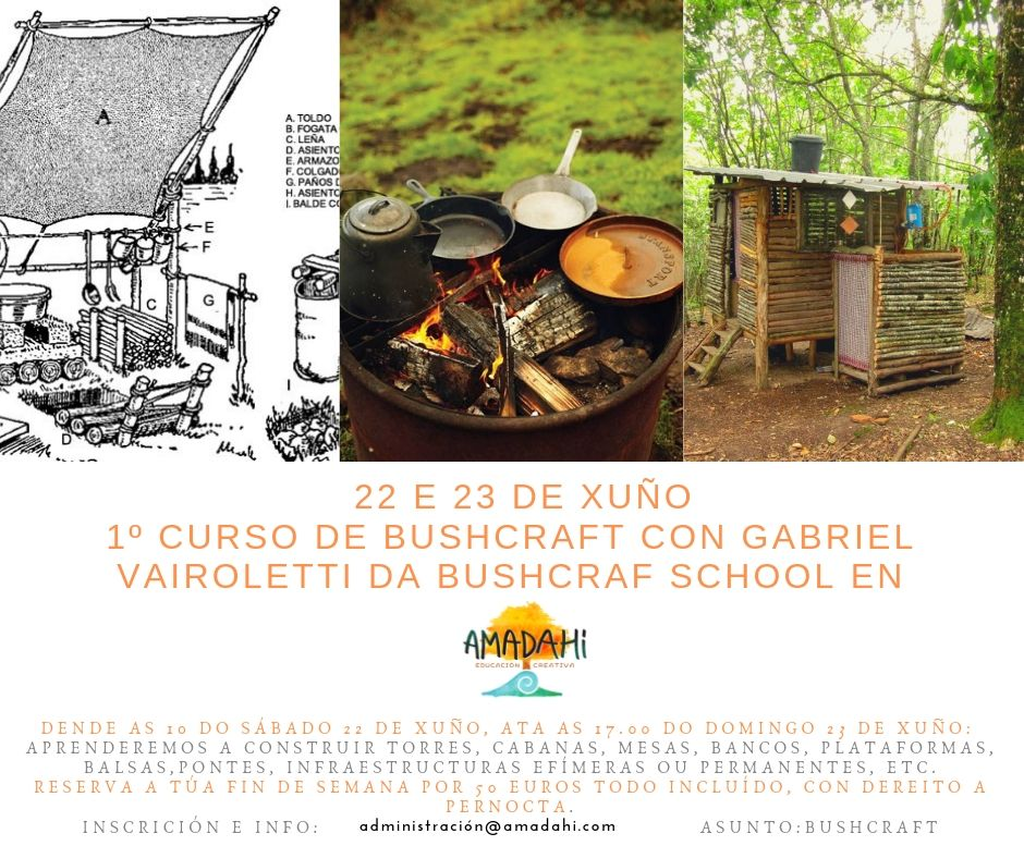 cartel curso bushcraft
